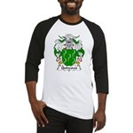 Quincoces Family Crest Baseball Jersey