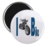 I Bike Magnet
