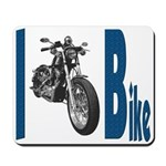 I Bike Mousepad