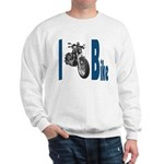 I Bike Sweatshirt