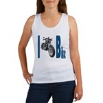I Bike Women's Tank Top