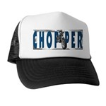I Bike Trucker Hat