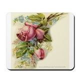 Victorian Rose Mousepad
