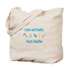Colin - Work Buddies Tote Bag