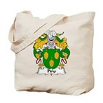 Pino Family Crest Tote Bag