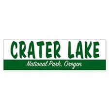 Crater Lake National Park Bumper Bumper Sticker