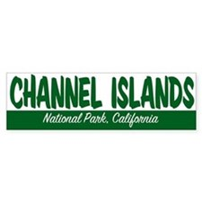 Channel Islands National Park Bumper Bumper Sticker