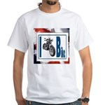I Bike White T-Shirt