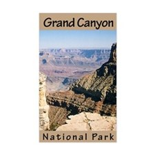 Grand Canyon NP (Vertical) Rectangle Decal