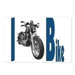 I Bike Postcards (Package of 8)