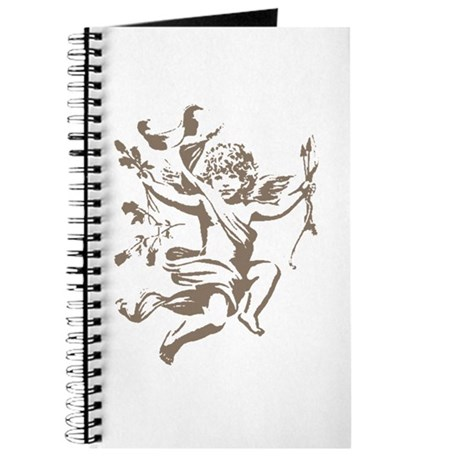 Vintage Cupid Journal