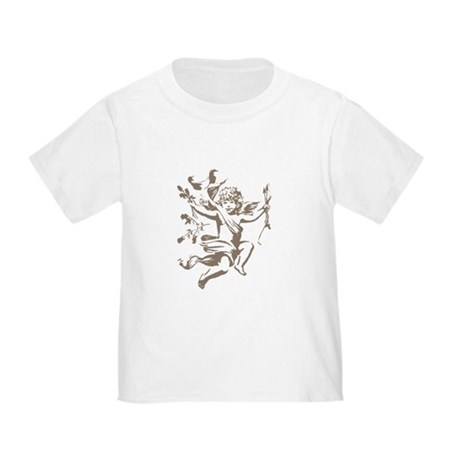 Vintage Cupid Toddler T-Shirt