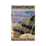 Grand Canyon National Park (V Rectangle Magnet