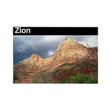 Zion NP Rectangle Magnet