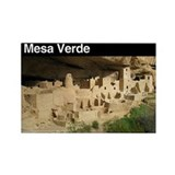 Mesa Verde NP Rectangle Magnet