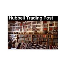 Hubbell Trading Post NHS Rectangle Magnet