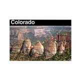 Colorado NM Rectangle Magnet