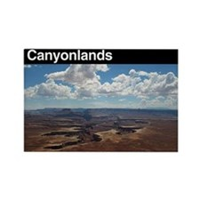 Canylonlands NP Rectangle Magnet