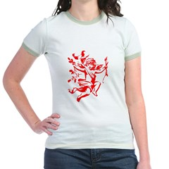 Vintage Cupid Jr. Ringer T-Shirt
