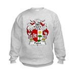 Padro Family Crest Kids Sweatshirt