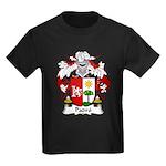 Padro Family Crest Kids Dark T-Shirt
