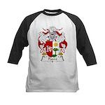 Padro Family Crest Kids Baseball Jersey