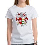 Padro Family Crest Women's T-Shirt