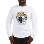 Ormaechea Family Crest Long Sleeve T-Shirt