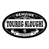 TOUREG SLOUGHI Oval Decal