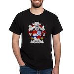 Oriola Family Crest  Dark T-Shirt