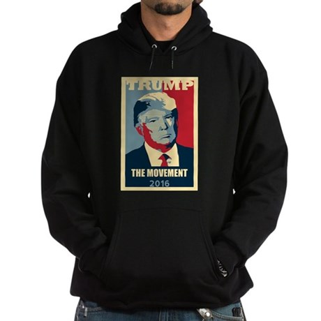 TRUMP Poster Style The MOVEMENT Election 2016 Hood