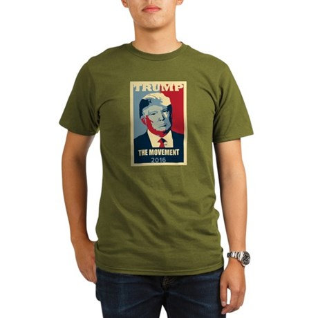 TRUMP Poster Style The MOVEMENT Election 2016 T-Sh