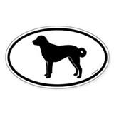 Anatolian Shepherd Dog Bumper Stickers