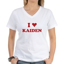 I LOVE KAIDEN Shirt