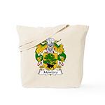 Montoro Family Crest  Tote Bag