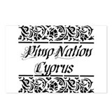 Pimp Nation Cyprus Postcards (Package of 8)