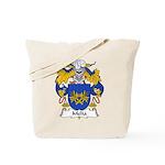 Melia Family Crest Tote Bag