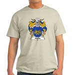 Melia Family Crest Light T-Shirt