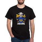 Melia Family Crest Dark T-Shirt