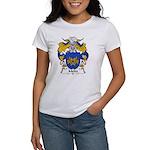 Melia Family Crest Women's T-Shirt