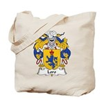 Loro Family Crest Tote Bag