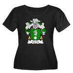 Lloves Family Crest Women's Plus Size Scoop Neck D