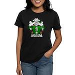 Lloves Family Crest Women's Dark T-Shirt