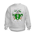Lloves Family Crest Kids Sweatshirt