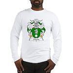 Lloves Family Crest Long Sleeve T-Shirt