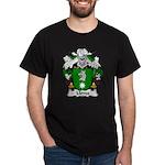 Lloves Family Crest Dark T-Shirt