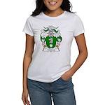 Lloves Family Crest Women's T-Shirt