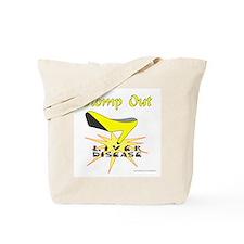 LIVER DISEASE AWARENESS Tote Bag