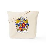 Lama Family Crest Tote Bag