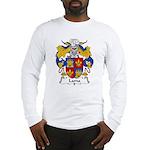 Lama Family Crest Long Sleeve T-Shirt